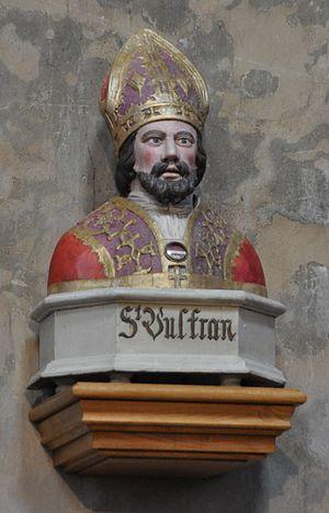 Wulfram of Sens - Saint Wulfran, Saint-Wulfran church in Abbeville