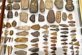 Abbott Farm artefacts - Native American collection - Peabody Museum, Harvard University - DSC06073.jpg
