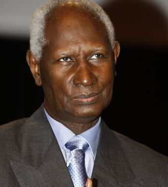 Organisation internationale de la Francophonie - Image: Abdou Diouf