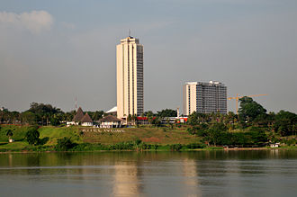 Economy of Ivory Coast - Hotel Ivoire in Abidjan includes a casino.