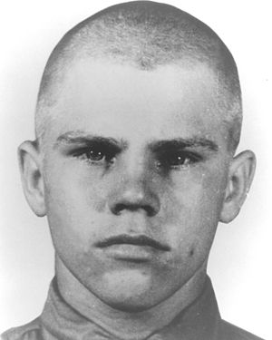 Charles G. Abrell - Corporal Charles G. Abrell, U.S. Marine Corps, Medal of Honor recipient