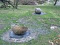 Acorn sculpture, Cwmaman - geograph.org.uk - 753994.jpg
