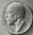 Adolf von Hildebrand - Medaillon Hans von Bülow.jpg