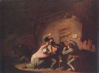 A Peasant Brawl