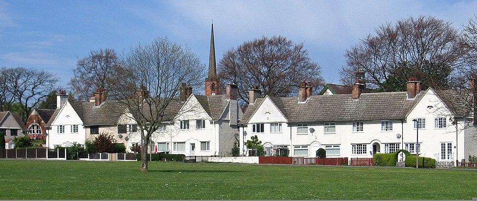 Adwick - part of Woodlands Model Village