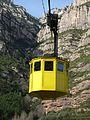 Aeri de Montserrat, single car.jpg