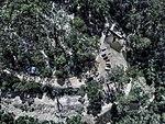 Aerial perspective of O'Brien's Crossing in Lerderderg State Park.jpg