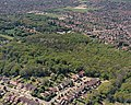 Aerial view of Coombe Wood, Benfleet - geograph.org.uk - 1635623.jpg