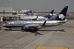 AeroMexico Boeing 737-752 XA-AAM (23224658746).jpg