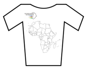 Annerine Wenhold - Image: African Continental Champion Jersey