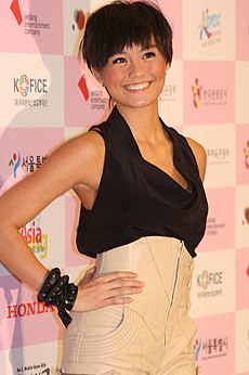 Agnes Monica in 2009 Asia Song Festival.jpg
