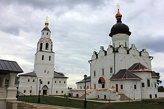 Sviyazhsk - Assumption Cathedral