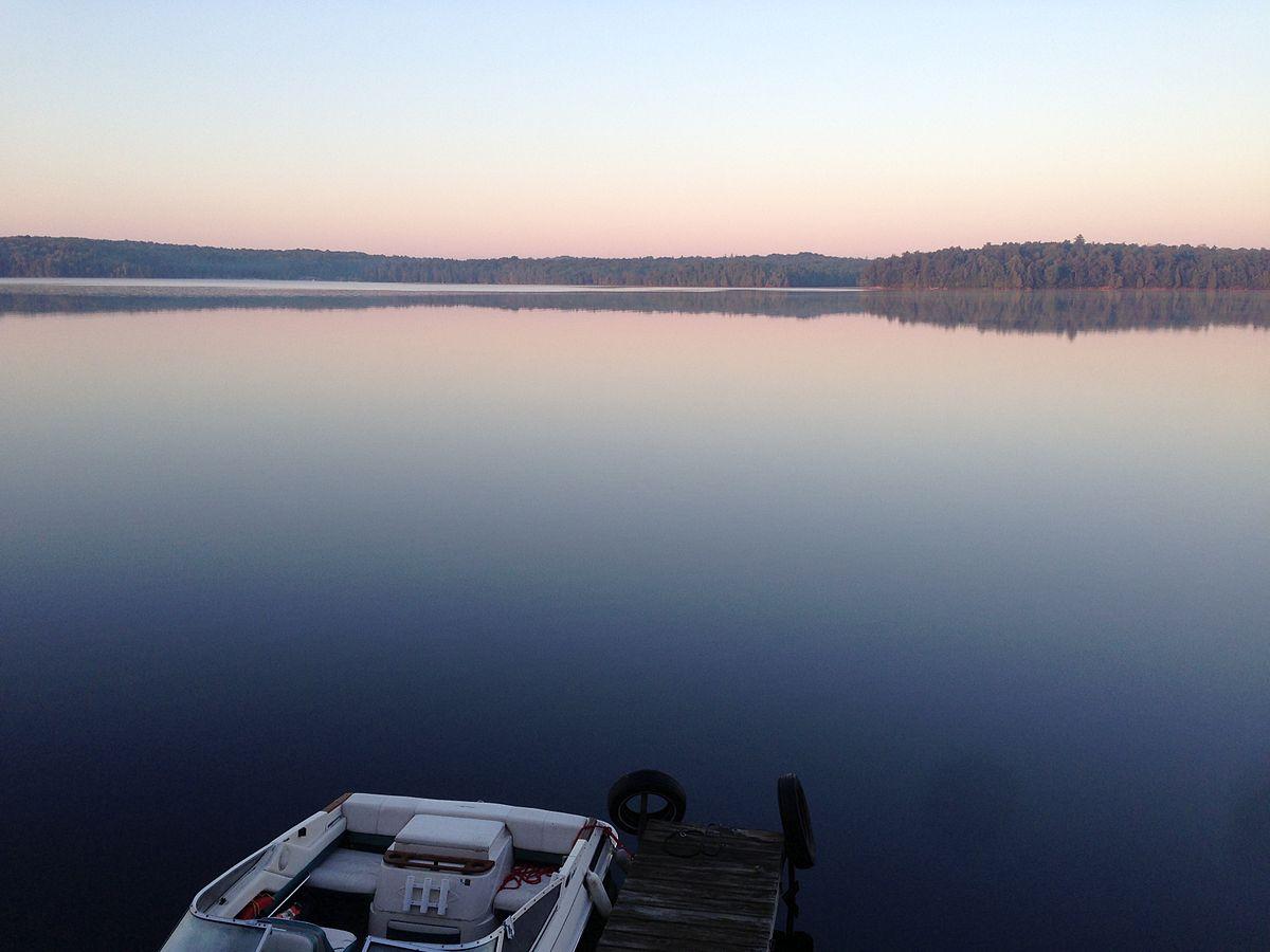 Ahmic Lake Wikipedia