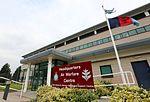 Air Warfare Centre (AWC), Thomson Building at RAF Waddington. MOD 45161026.jpg