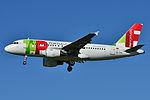 Airbus A319-100 TAP Portugal (TAP) CS-TTB - MSN 755 - Named Gago Coutinho (9742068388).jpg