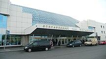 Pulkovo Airport-Statistics-Airport Pulkovo II b