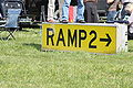Airport signs at Bremen Airport Flugtag 2009 005.JPG