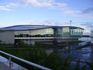 Brest Bretagne Airport - Image: Airportbrest