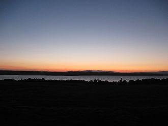 Akhurian Reservoir - Image: Akhurian Reservoir 2