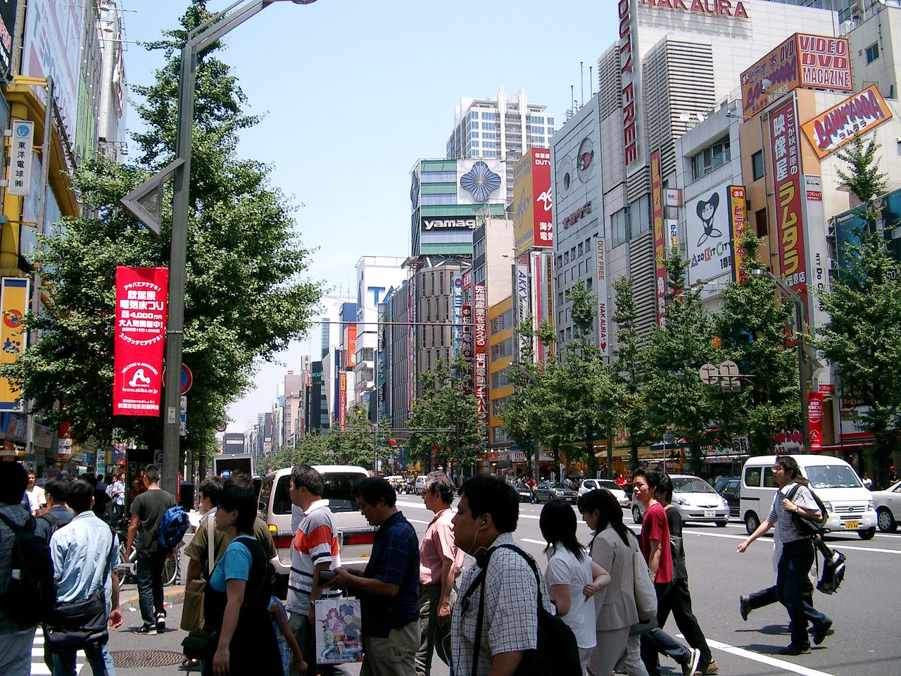 日本房市再創新低紀錄,東京新建公寓銷量探底「恐怕走到盡頭」。(截取自維基百科)