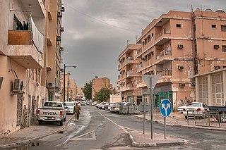 Old Al Ghanim Place in Ad Dawhah, Qatar