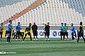 Al Sadd and Persepolis FC training in Azadi Stadium 6.jpg