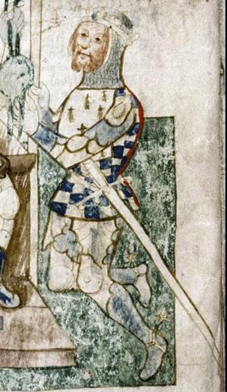 Earl of Richmond - Alan Rufus, first Earl of Richmond