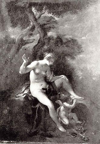Francesco Albani - Image: Albani Venus