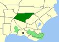 Albany-Yakamia map.png