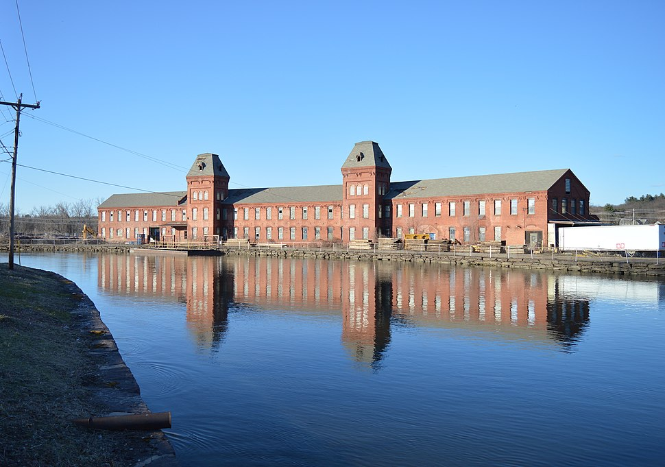 Albion Paper Mill