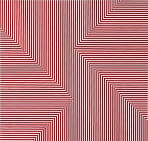 François Morellet - Image: Album de 10 sérigraphies sur 10 ans 03