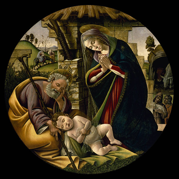 File:Alessandro Botticelli - The Adoration of the Christ Child - Google Art Project.jpg