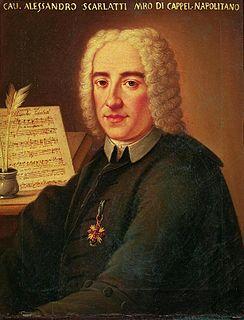 Alessandro Scarlatti Italian composer
