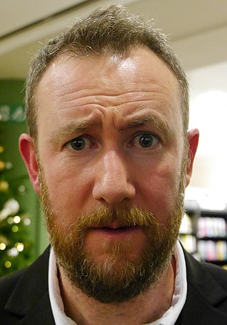 Alex Horne - Alex Horne, Waterstones, Piccadilly, London, December 2018