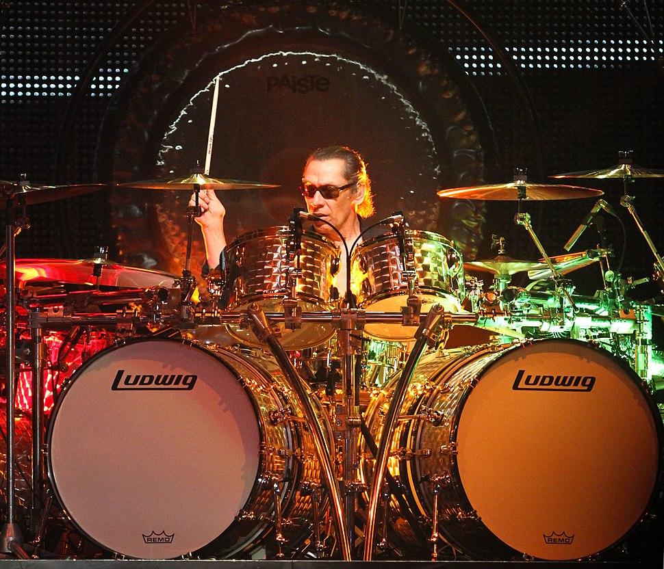 Alex Van Halen - Van Halen Live
