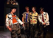 A Clockwork Orange (novel) - Wikipedia