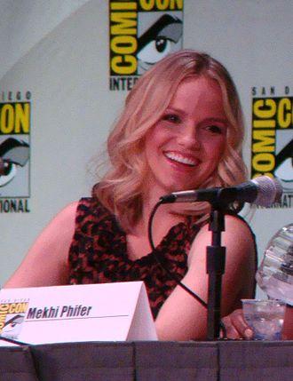 Alexa Havins - Havins at the San Diego Comic-Con International in 2011.