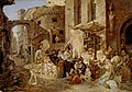 Alexander Lauréus - Street View in Rome - A III 1892 - Finnish National Gallery.jpg