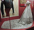 Alexandra Fedorovna's coronation dress (1826, Kremlin) 04 by shakko.JPG