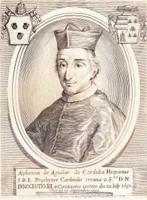 Alonso Fernández de Córdoba y Aguilar - Alonso Fernández de Córdoba y Aguilar.