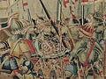 Alfonso V en el tapiz del desembarco de Arcila.JPG