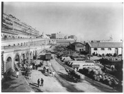 Algiers - depot and station grounds of Algerian Railway LCCN2004707260