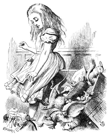 Alice Aux Pays Des Merveilles Images alice au pays des merveilles/12 - wikisource