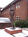 All Clear Statue, Benenden Hospital - geograph.org.uk - 1713872.jpg