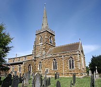 All Saints' Church, Somerby, Leicestershire (6132884611).jpg