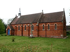 All Saints, Great Steeping - geograph.org.uk - 436588.jpg