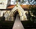 All Saints Benhilton, SUTTON, Surrey, Greater London.jpg