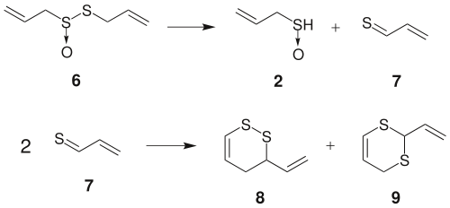 Allicin degradation.svg