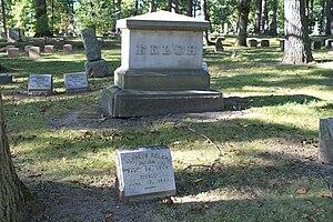 Alpheus Felch - Felch grave