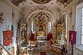 Alte Pfarrkirche Lech am Arlberg, Interior 02.JPG